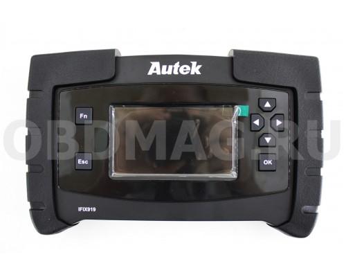 Автосканер AUTEK IFIX-919