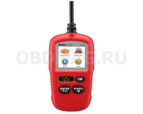 Сканер диагностический Autel Autolink AL329 OBD II