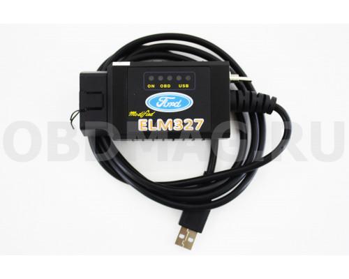 ELM 327 Форд Мазда c переключателем HS + MS CAN OBD