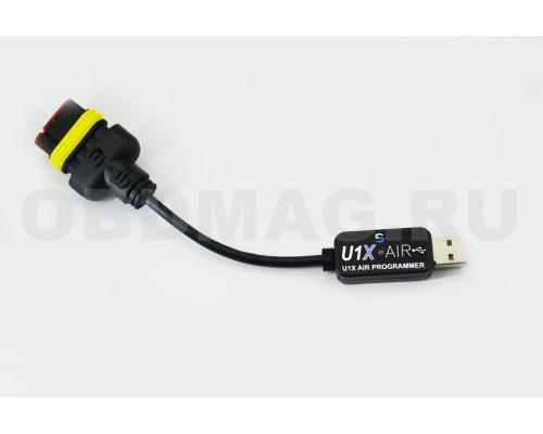 U1X PROG программатор для BT BLU2P