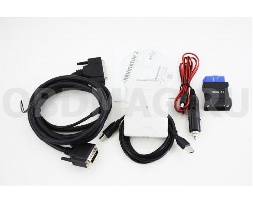 Диагностический Сканер Сканматик 2 Bluetooth (Блютуз)