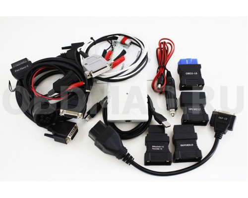 Сканматик 2 Bluetooth Полный набор со всеми переходниками