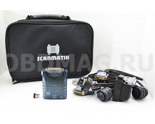 Комплект для перепрошивки DSG на базе Сканматик 2 ПРО - PCMFlash