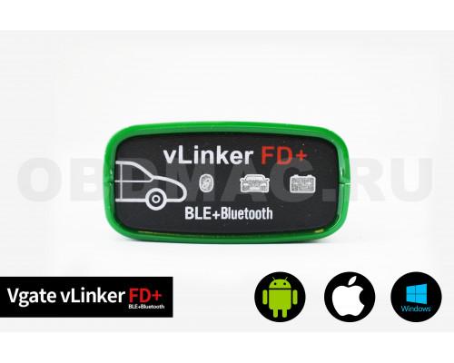 Vgate vLinker FD+ Автосканер OBD2