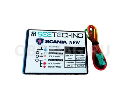 SCANIA series 6 Adblue эмулятор мочевины