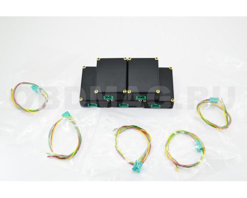 Комплект 5 шт. AutoPass Ver 3 Adblue эмулятор мочевины