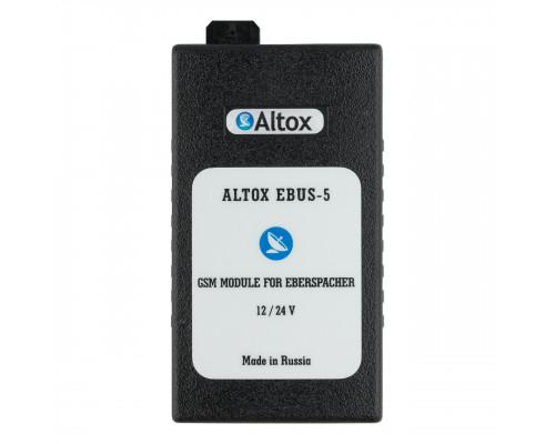 GSM модуль для управления отопителями Eberspacher