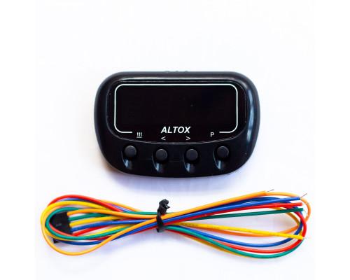 Таймер для управления отопителями Webasto и Eberspacher Altox