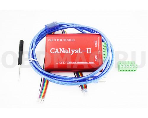 CANalyst-II - средство диагностики CAN и CANopen