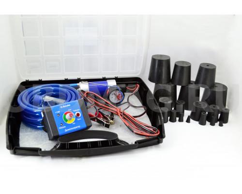 Дымогенератор G-Smoke ПОЛНЫЙ с комплектом пробок-заглушек 18 шт