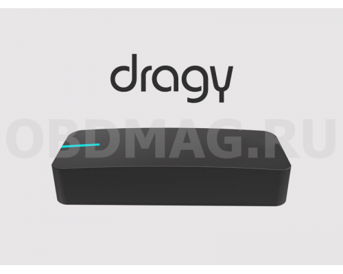 Dragy Performance meter Измерительный прибор GPS