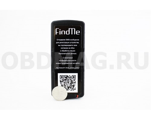 FindMe F2 Extra GPS/ГЛОНАСС-маяк