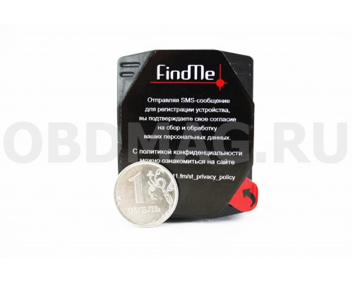 FindMe F3 Поисковый GPS / ГЛОНАСС трекер - маяк