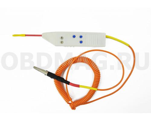 Пробник-индикатор ИК-2 3 кнопки