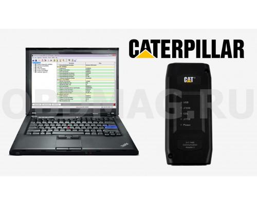 Caterpillar III Wi-Fi + Ноутбук с программой Cat ET 2019С