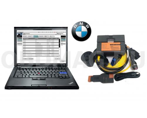 BMW ICOM A2 +B+C + ноутбук