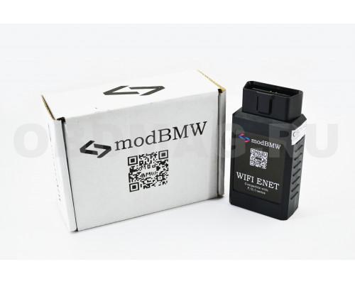 Автосканер ModBMW WIFI ENET (+LAN) v2.6