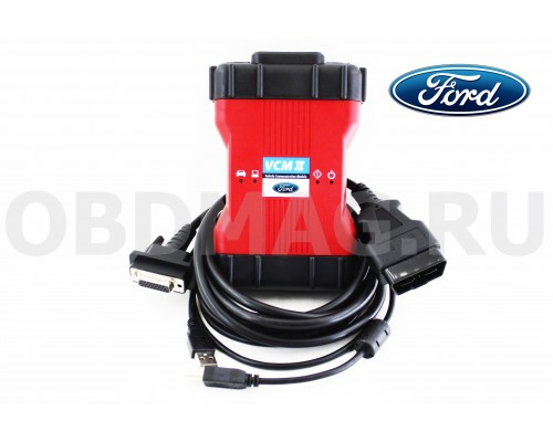 Дилерский автосканер Ford VCM 2