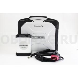 Porsche Piwis II (Порше Пивис) V 18.150.500  Samtec + ноутбук Panasonic CF-30