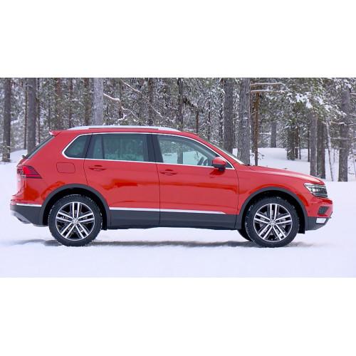 Что можно адаптировать на VW Tiguan 2 при помощи OBDeleven PRO ?