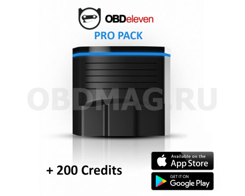 OBDeleven - Next generation device. PRO PACK