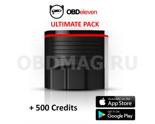 OBDeleven - Next generation device. ULTIMATE PACK