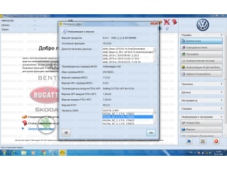 Вышла новая версия ПО ODIS 5.0.3 для диагностики VAG