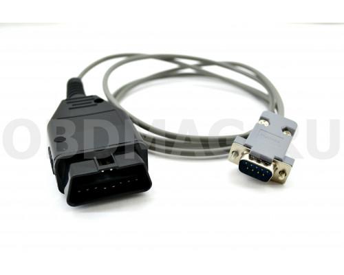 OBD2 кабель для CAN-Hacker