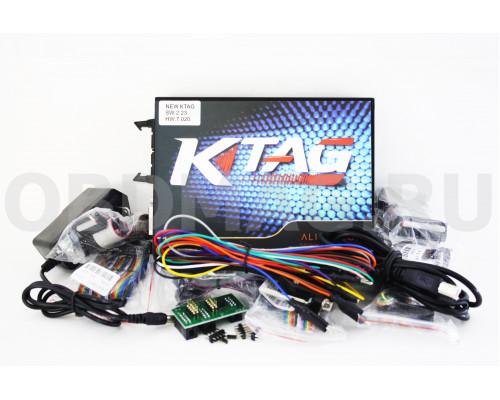 Программатор K-TAG Master SW 2.23 HW 7.020