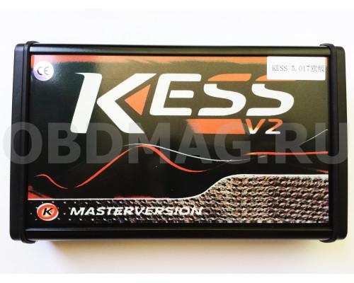 Kess V2 Ksuite 2.47 Красная плата (Евроклон)