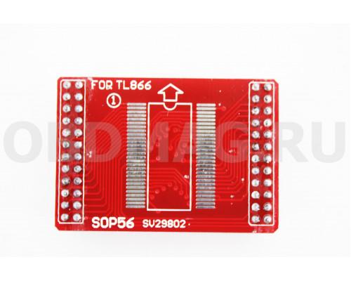 MiniPro панелька SOP56