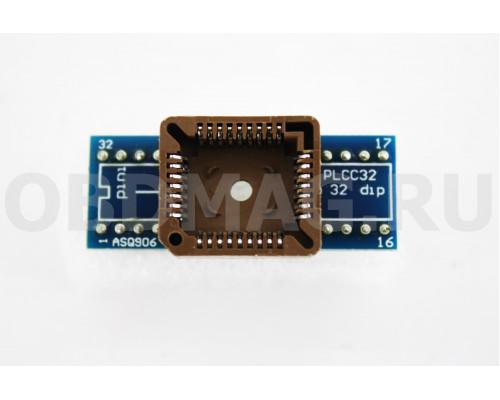 MiniPro переходник PLCC32-32DIP