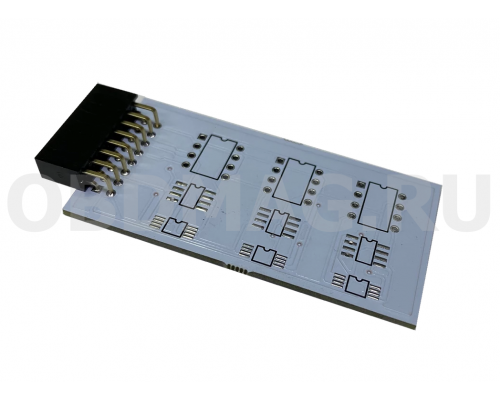 Eeprom adapter for Soldering