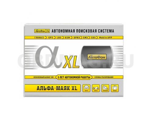 АвтоФон Альфа- Маяк XL