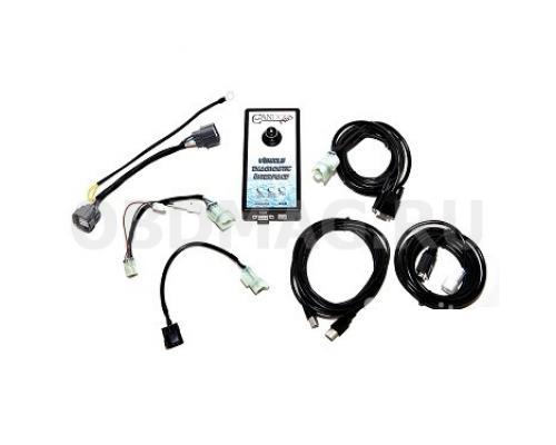Candoopro - Kawasaki Tool Диагностика гидроциклов
