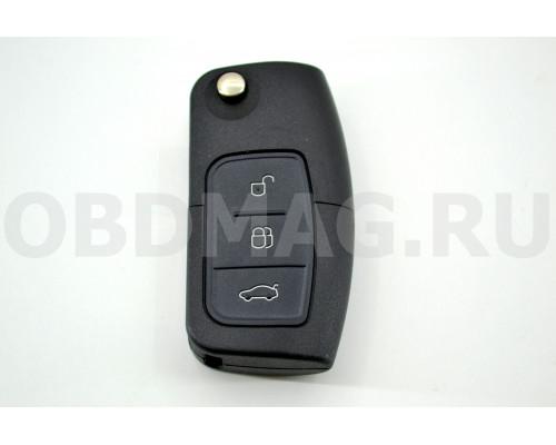 Ключ выкидной Ford Focus 2 S max C max