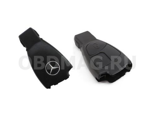 Смарт-ключ Mercedes Benz 2 кнопки