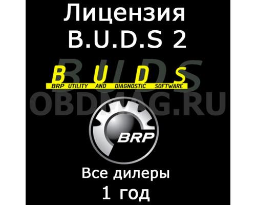 "Лицензия BUDS 2 ""Все дилеры"" 1 год"