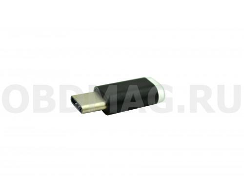 Переходник Micro USB Type-C
