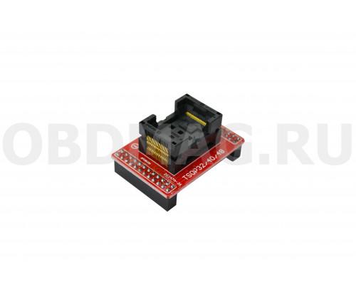 Переходник MiniPro TL866 TSOP 32/40/48
