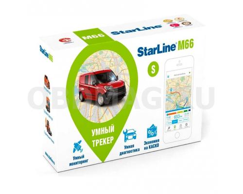 StarLine M66 S - Умный трекер