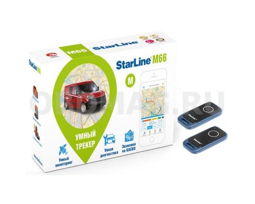 Умный трекер StarLine M66 M