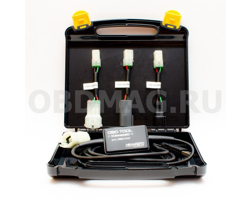 OBD Tool OBD-K01 KAWASAKI модуль диагностики мотоциклов