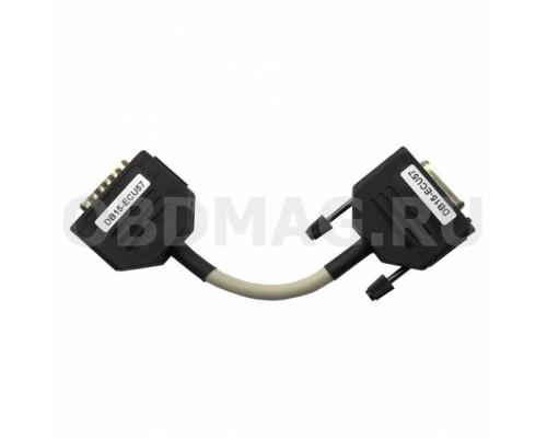 """Диагностический кабель """"DB15-ECU57"""" для АВТОАС"""
