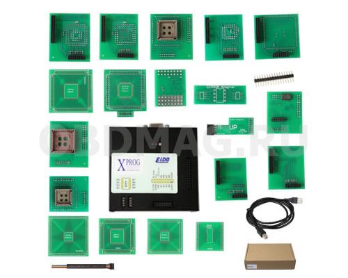 Программатор X-PROG m версия 5.5.5 xprog x prog version 5.55