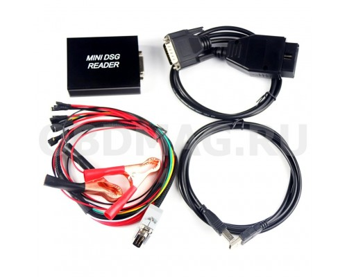 Программатор MINI DSG Reader (DQ200+DQ250)