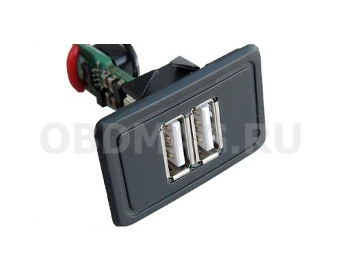 АПЭЛ  USB зарядное устройство для LADA 21083 и 21093