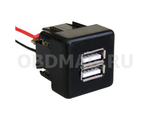 АПЭЛ USB зарядное устройство для LADA 2110, 2111, 2112