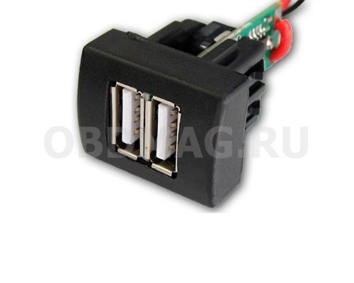 АПЭЛ USB зарядное устройство для LADA 2106 и 2107