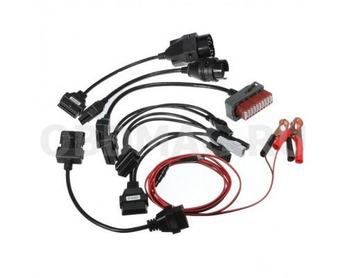 Комплект кабелей TCS CDP PRO для легковых автомобилей